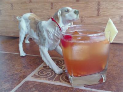ginge-rye dog