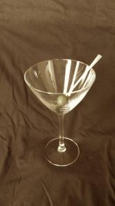 martini monday sepia