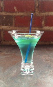 Caribbini vert