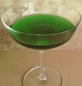 Green Hornet vert